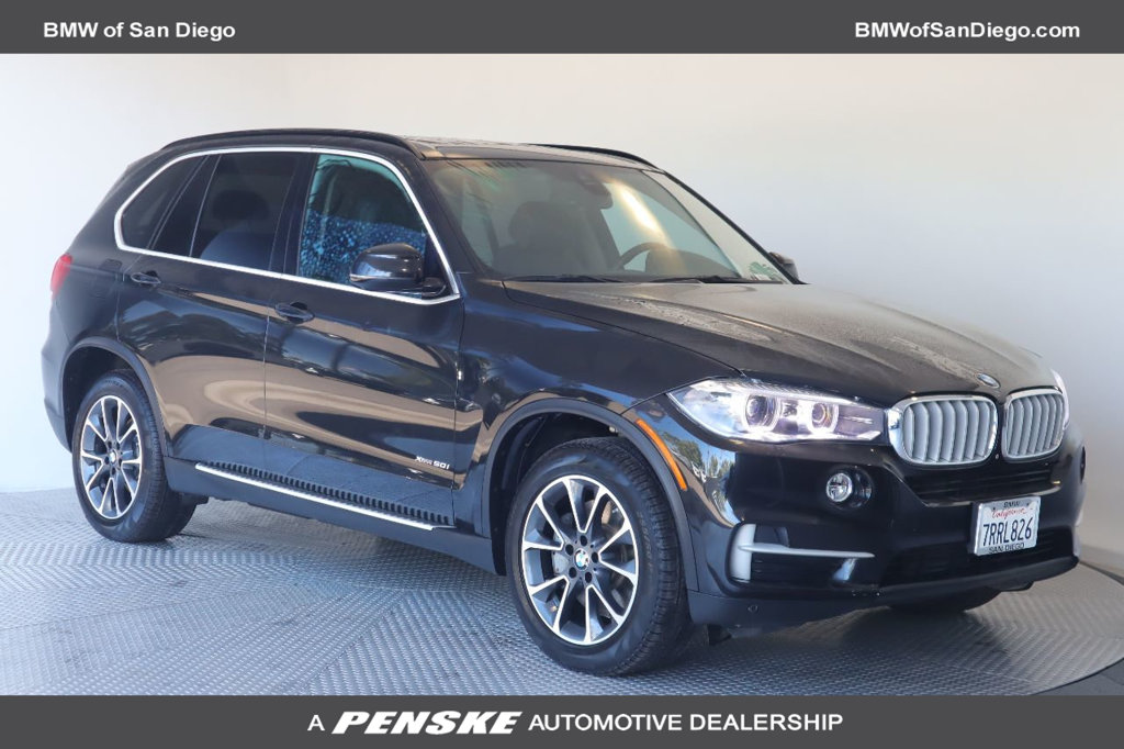 Certified Pre-Owned 2016 BMW X5 xDrive50i