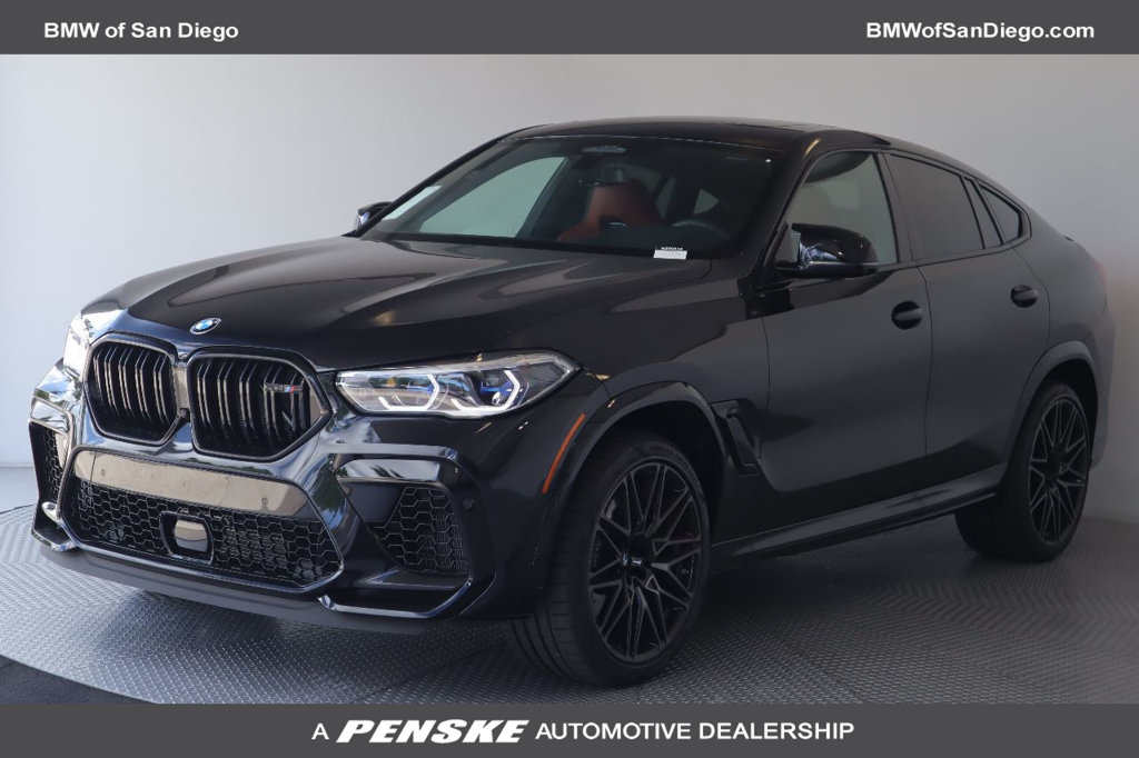 New 2020 BMW X6 M Competition Sports Activity