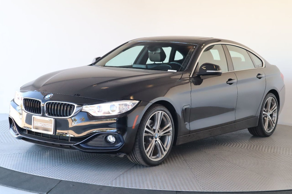 Certified Pre-Owned 2017 BMW 4 Series 430i Gran Coupe
