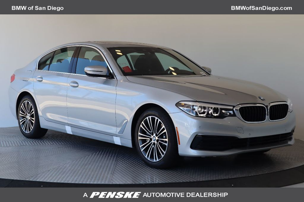 2019 BMW 5 Series 530i Demo