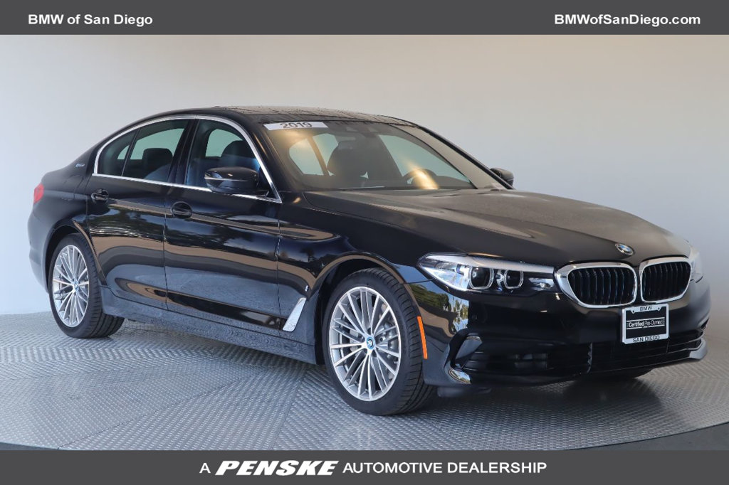Pre-Owned 2019 BMW 5 Series 530e iPerformance Plug-In Hybrid