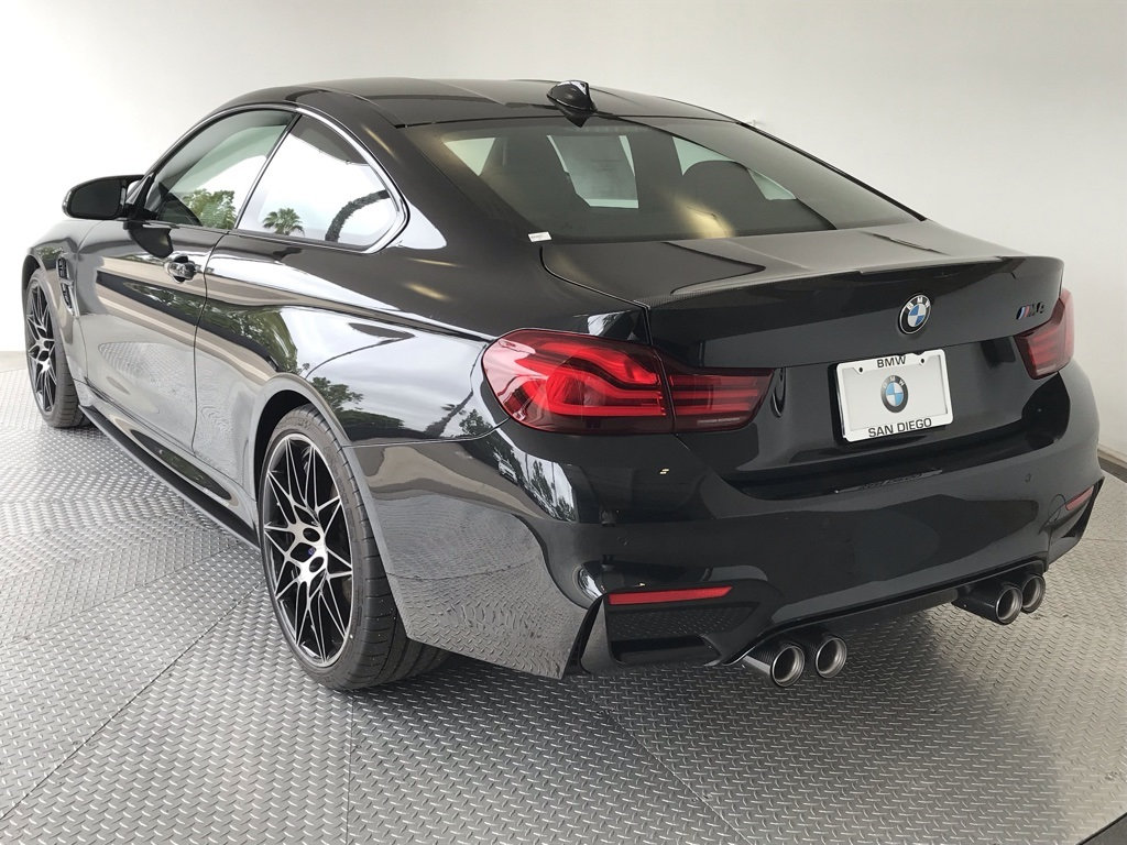 Pre-Owned 2020 BMW M4 Coupe