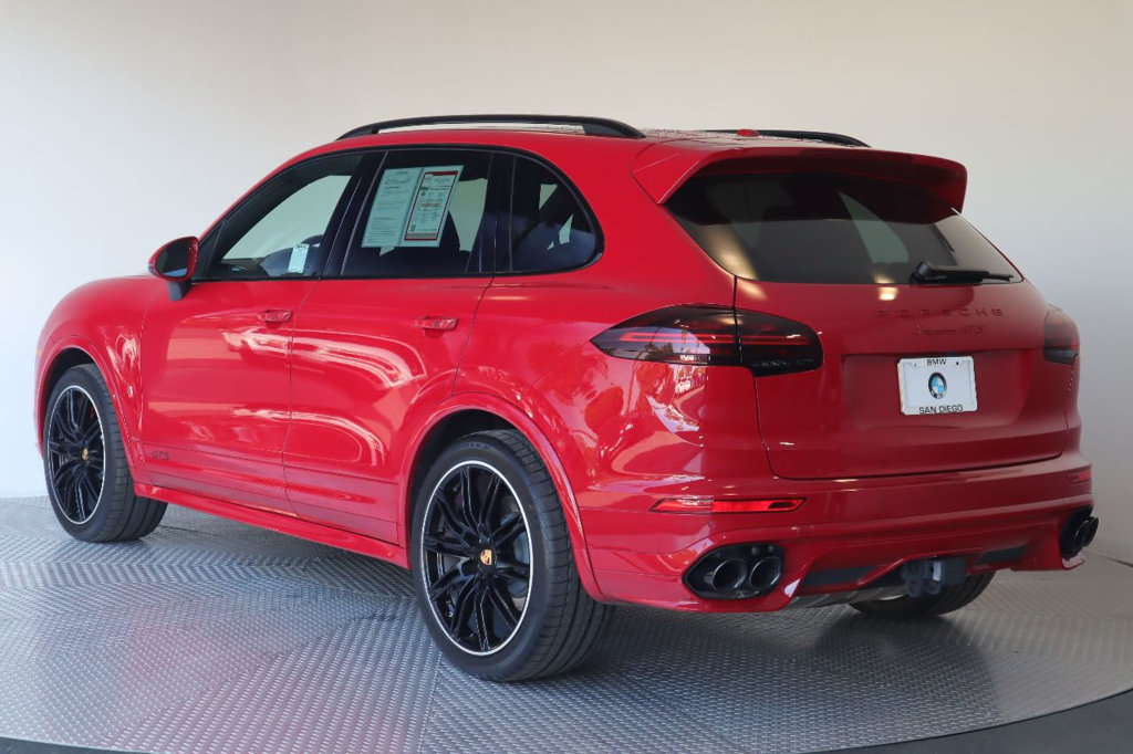 Pre-Owned 2017 Porsche Cayenne GTS AWD