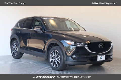 Pre-Owned 2017 Mazda CX-5 Grand Touring AWD