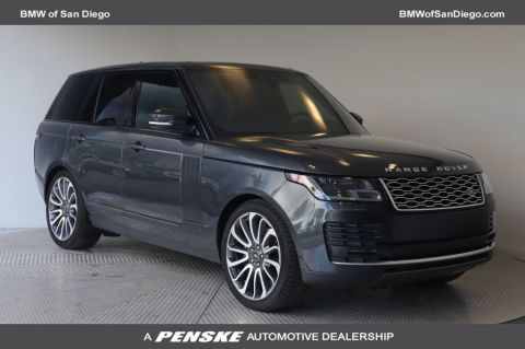 Pre-Owned 2018 Land Rover Range Rover V8 Supercharged SWB