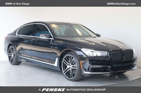 Certified Pre-Owned 2018 BMW 7 Series 740e xDrive iPerformance Plug-In Hybrid