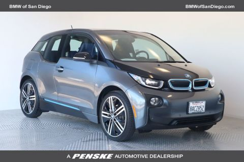 Certified Pre-Owned 2017 BMW i3 94 Ah